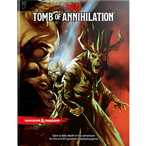 Tomb of Annihilation Cover