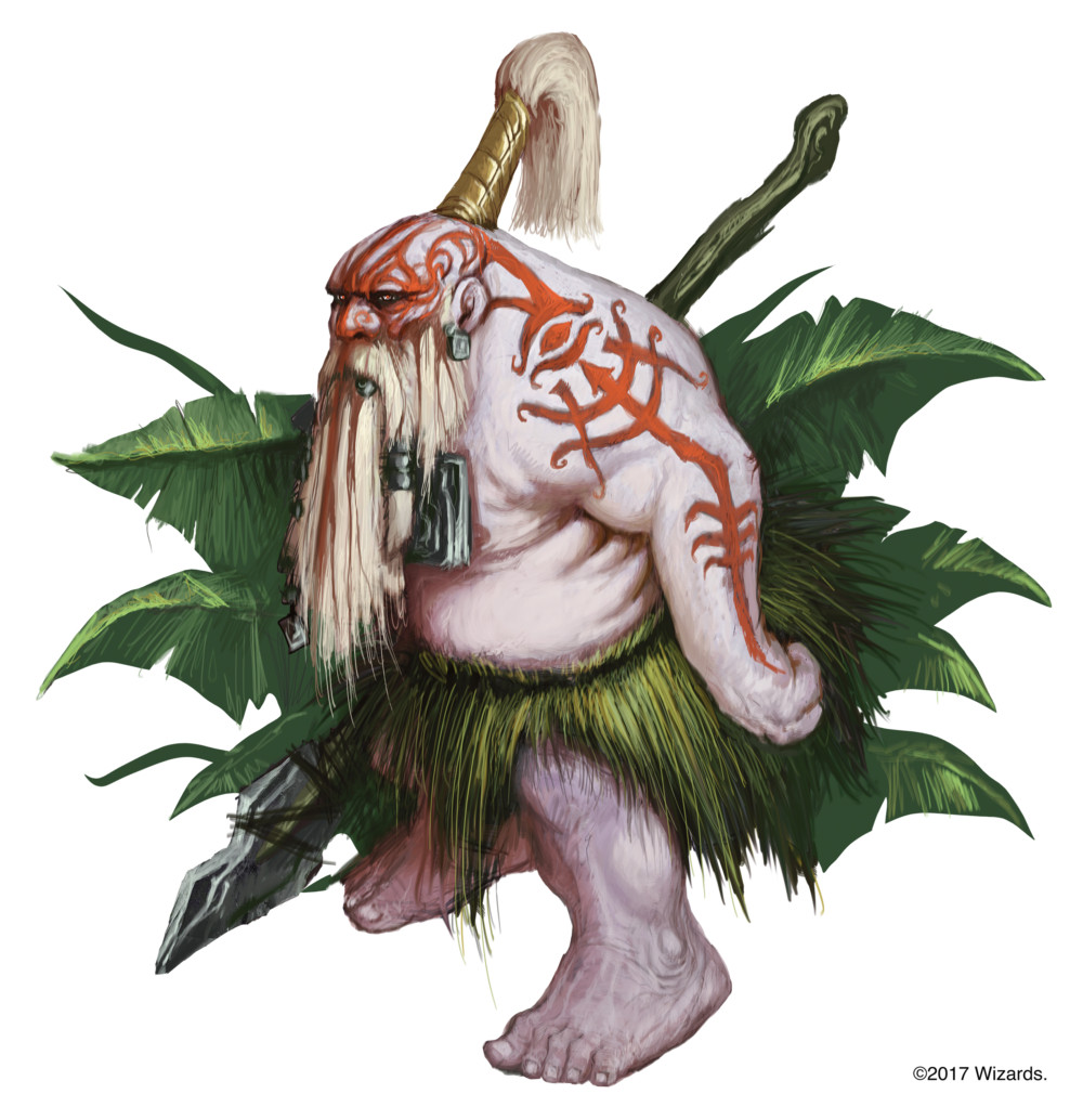 Albino Dwarf - Tribality