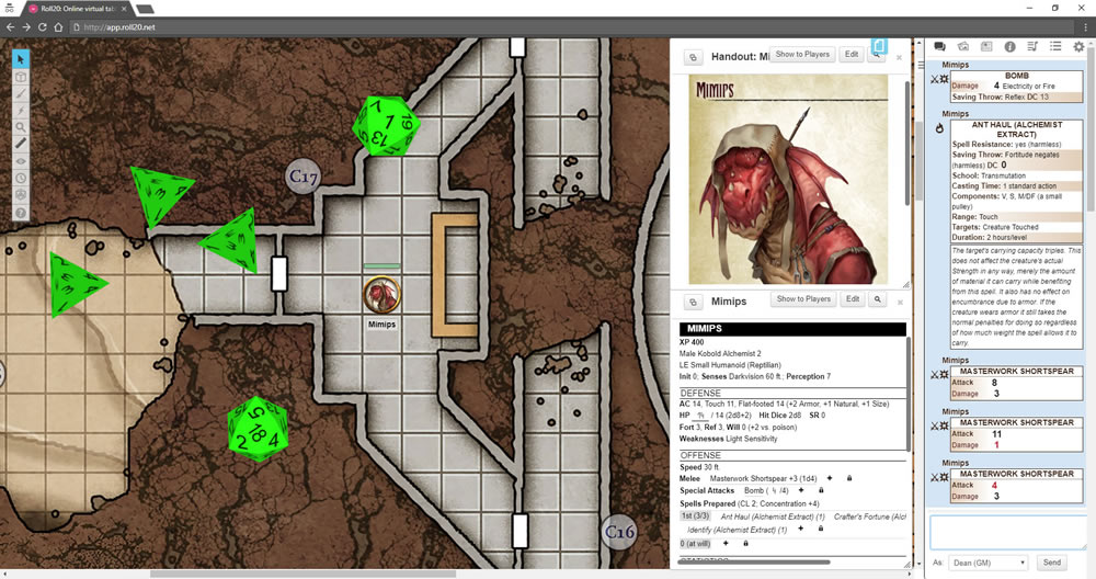 Pathfinder And Starfinder On Roll20 Tribality