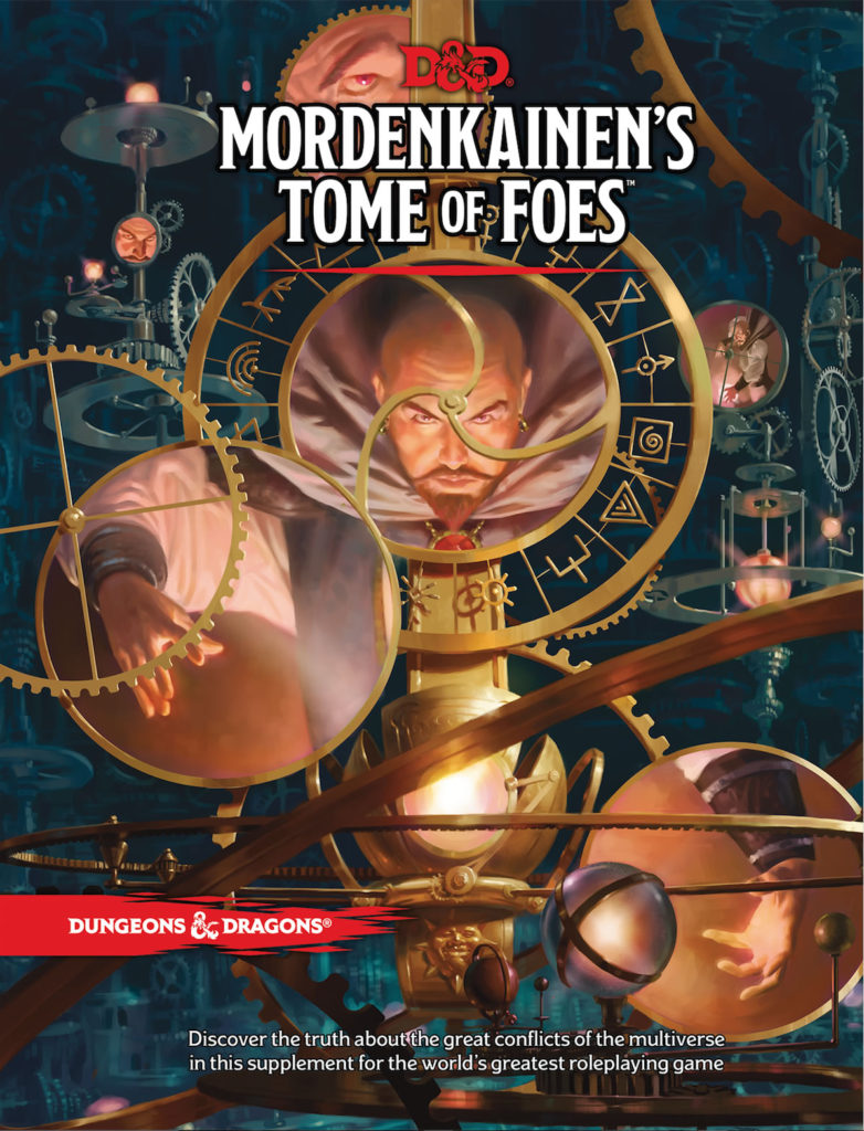 Mordenkainen's Tome of Foes Review (D&D 5e) - Tribality