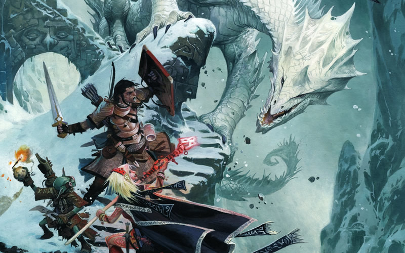 10 Things to Know About the Pathfinder 2 0 Playtest - Tribality