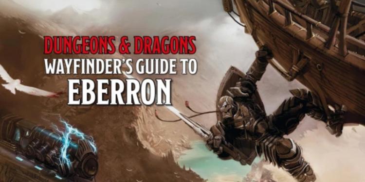 Wayfinder's Guide to Eberron Breakdown - Tribality
