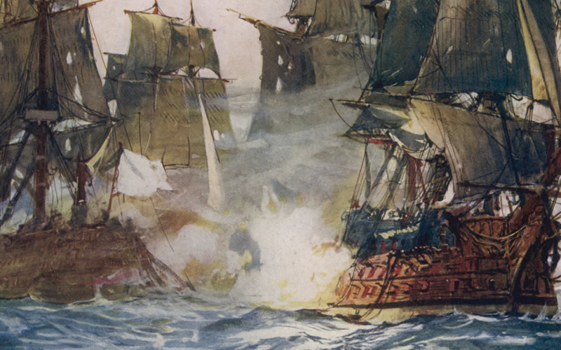 Of Ships & Cannons - D&D 5e - Tribality