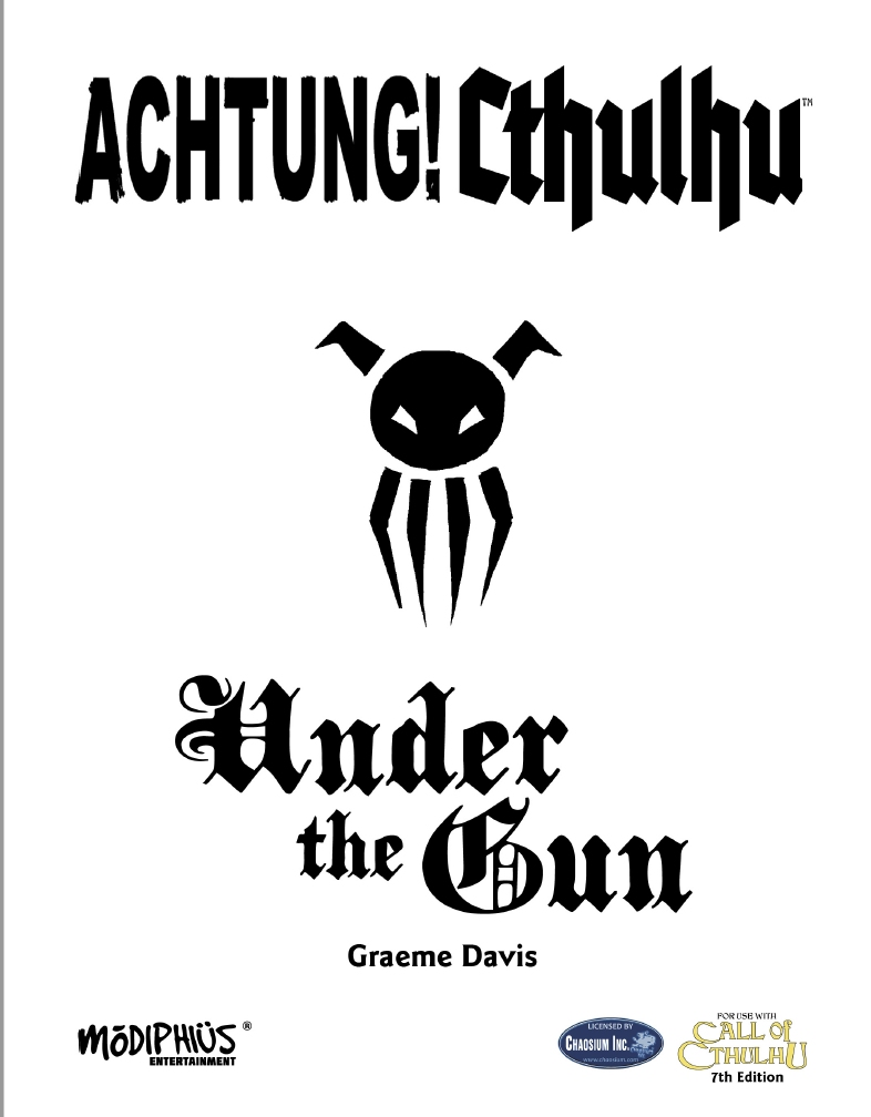 Under the Gun (7th Edition)