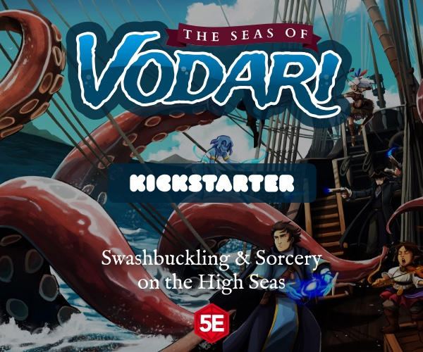 The Seas of Vodari