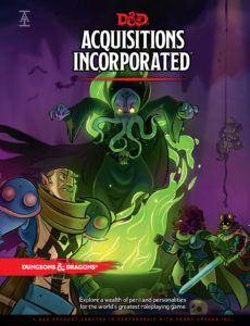 Acquisitions Incorporated Cover