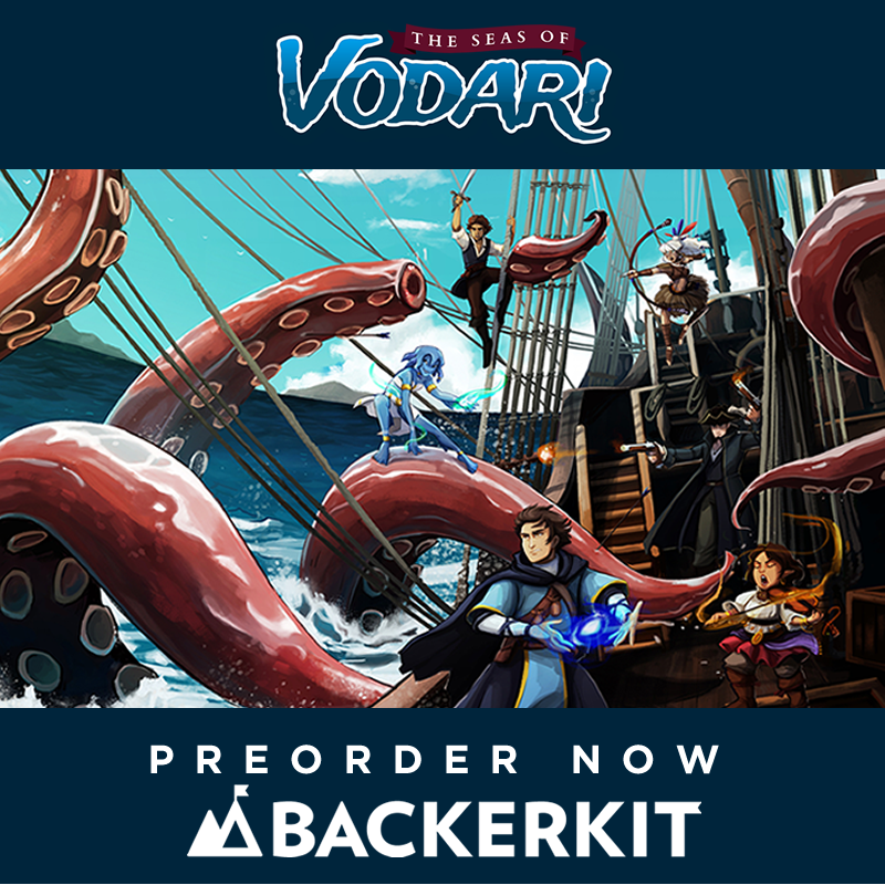 Preorder Seas of Vodari