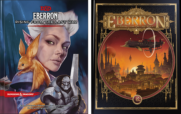 Eberron Rising from the Last War