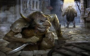 roleplaying goblins