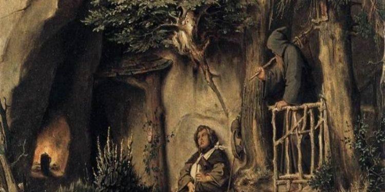 hermit background