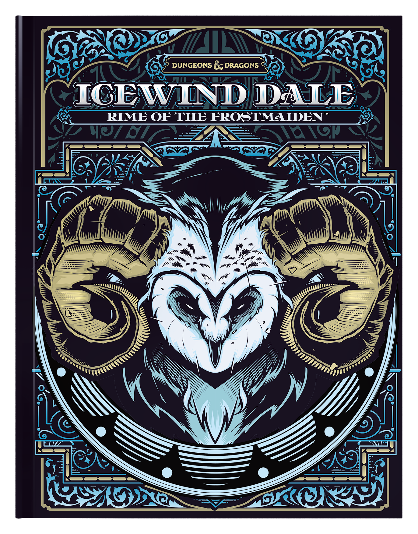 Icewind Dale: Rime of the Frostmaiden - Alternate Cover