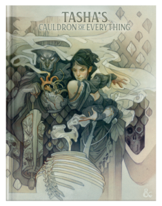 Tasha's Cauldron of Everything - Alternative Cover
