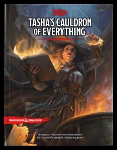 Tasha's Cauldron of Everything - D&D