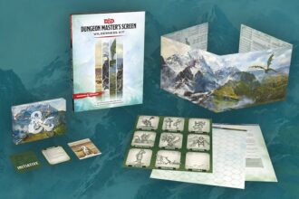 D&D Wilderness Kit