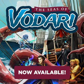 Seas of Vodari