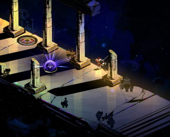 Chaos's domain from Hades, the video game